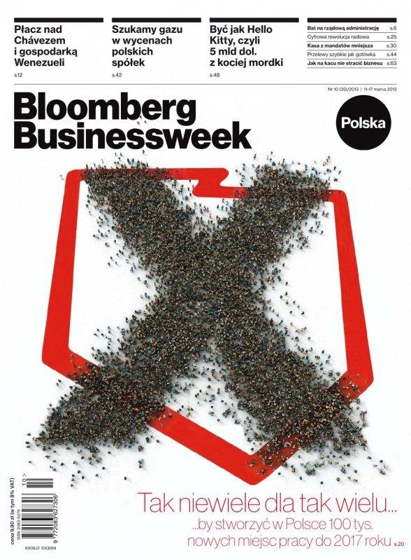 """""""Bloomberg Businessweek"""" wydanie nr 10/13 - Ebook (Książka PDF) do pobrania w formacie PDF"""