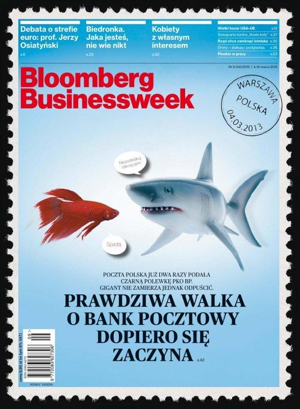 """""""Bloomberg Businessweek"""" wydanie nr 9/13 - Ebook (Książka PDF) do pobrania w formacie PDF"""