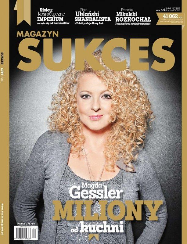 """Sukces"" nr 2/2013 - Ebook (Książka PDF) do pobrania w formacie PDF"