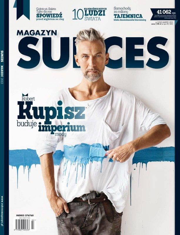 """Sukces"" nr 3/2013 - Ebook (Książka PDF) do pobrania w formacie PDF"