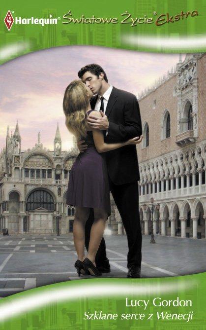 Szklane serce z Wenecji - Ebook (Książka EPUB) do pobrania w formacie EPUB