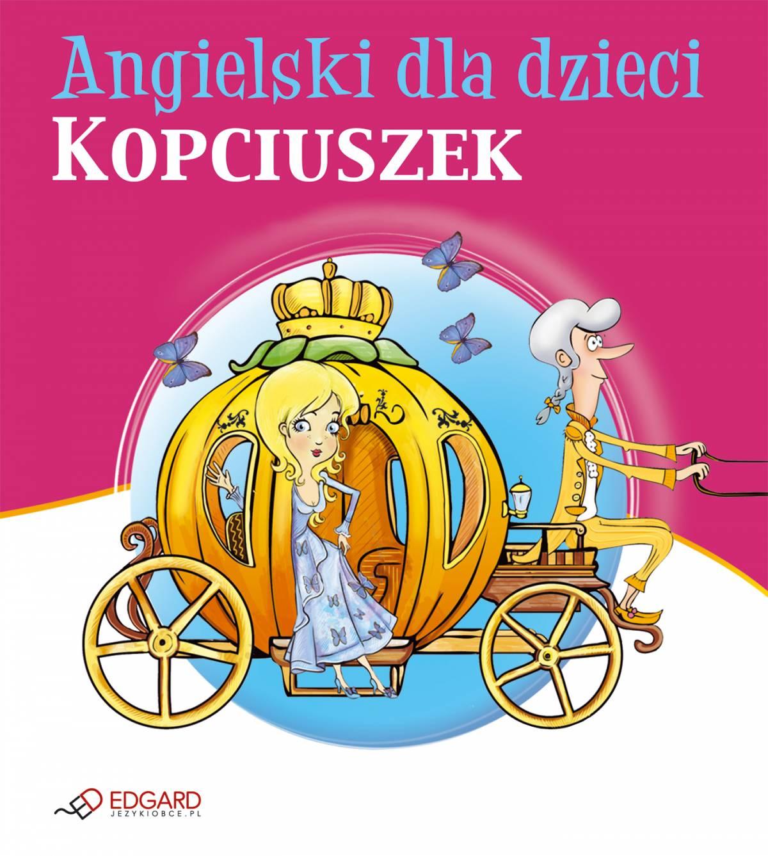 Kopciuszek – Cinderella - Audiobook (Książka audio MP3) do pobrania w całości w archiwum ZIP