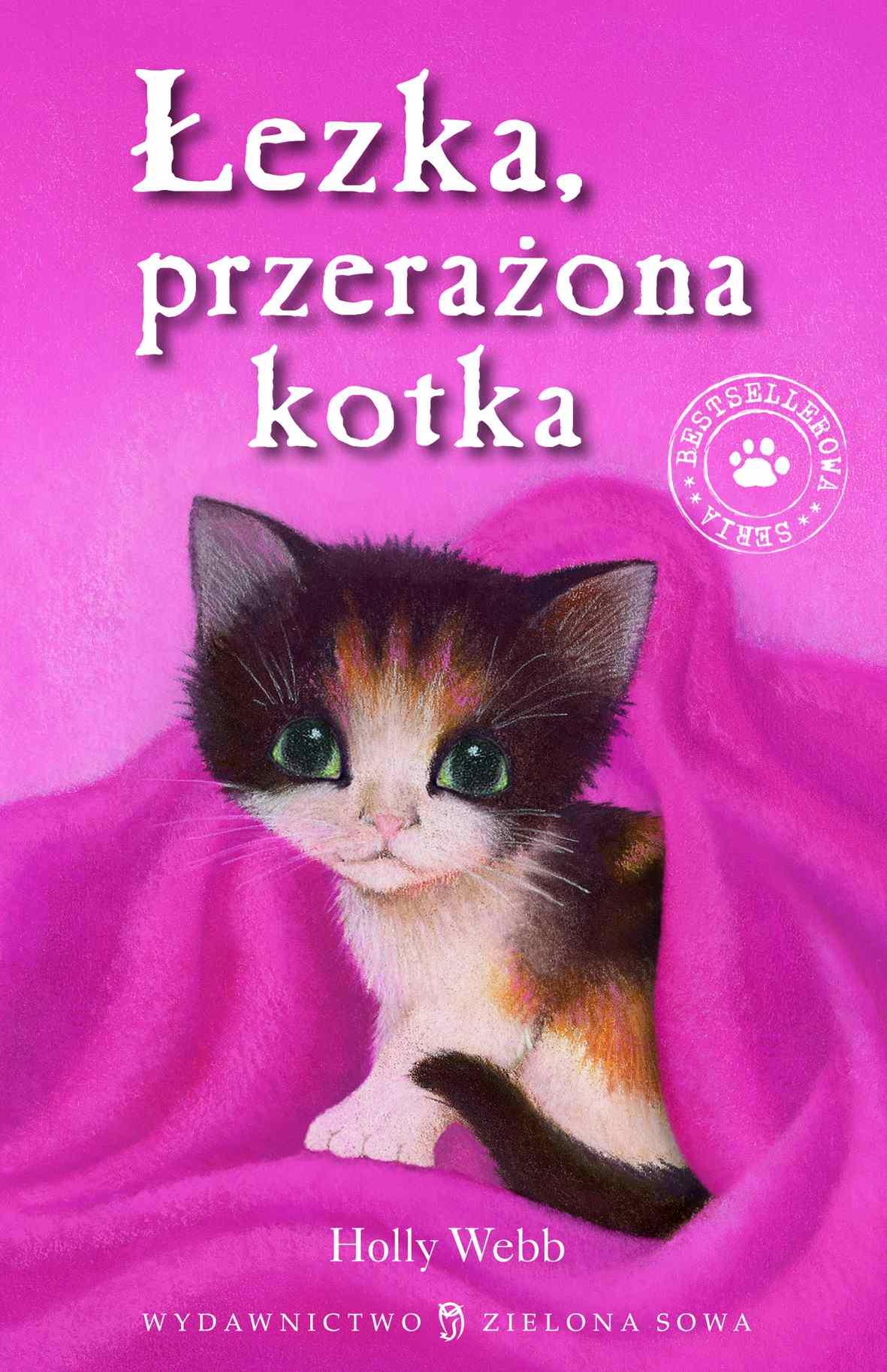 Łezka przerażona kotka - Ebook (Książka EPUB) do pobrania w formacie EPUB