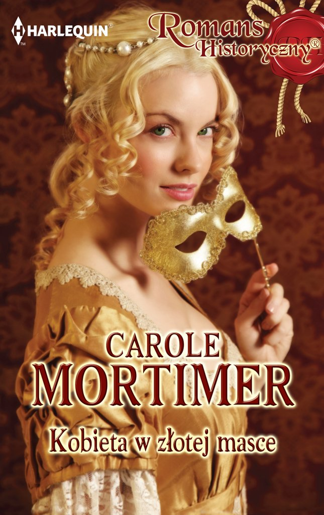 Kobieta w złotej masce - Ebook (Książka na Kindle) do pobrania w formacie MOBI