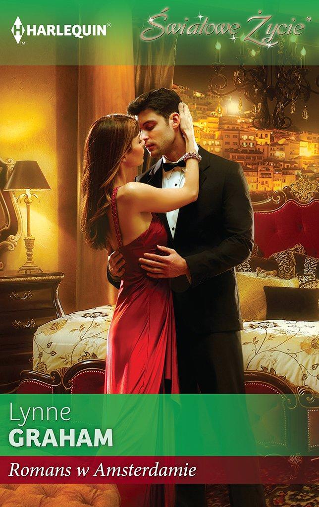 Romans w Amsterdamie - Ebook (Książka EPUB) do pobrania w formacie EPUB