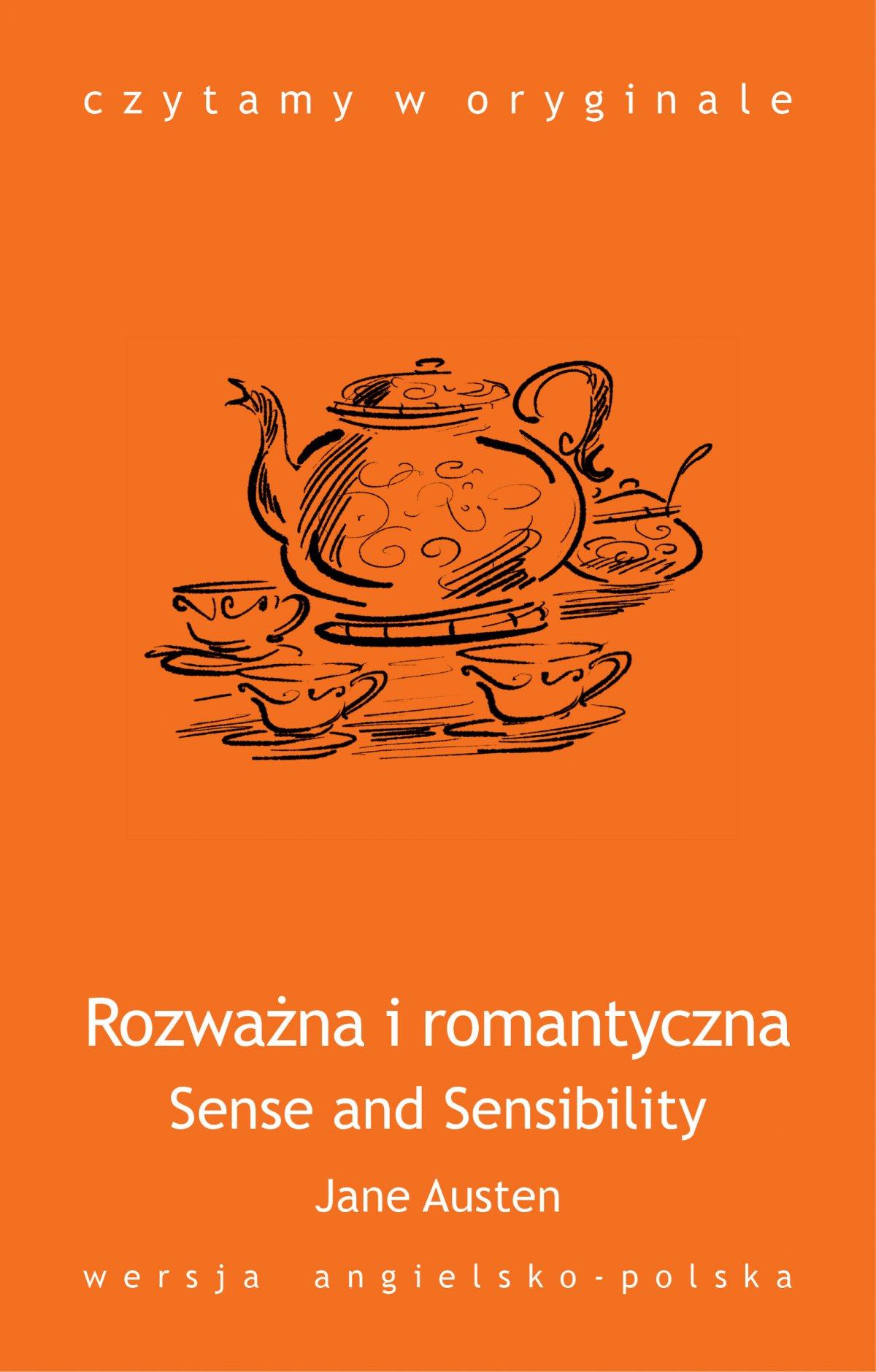 Sense and Sensibility. Rozważna i romantyczna - Ebook (Książka na Kindle) do pobrania w formacie MOBI