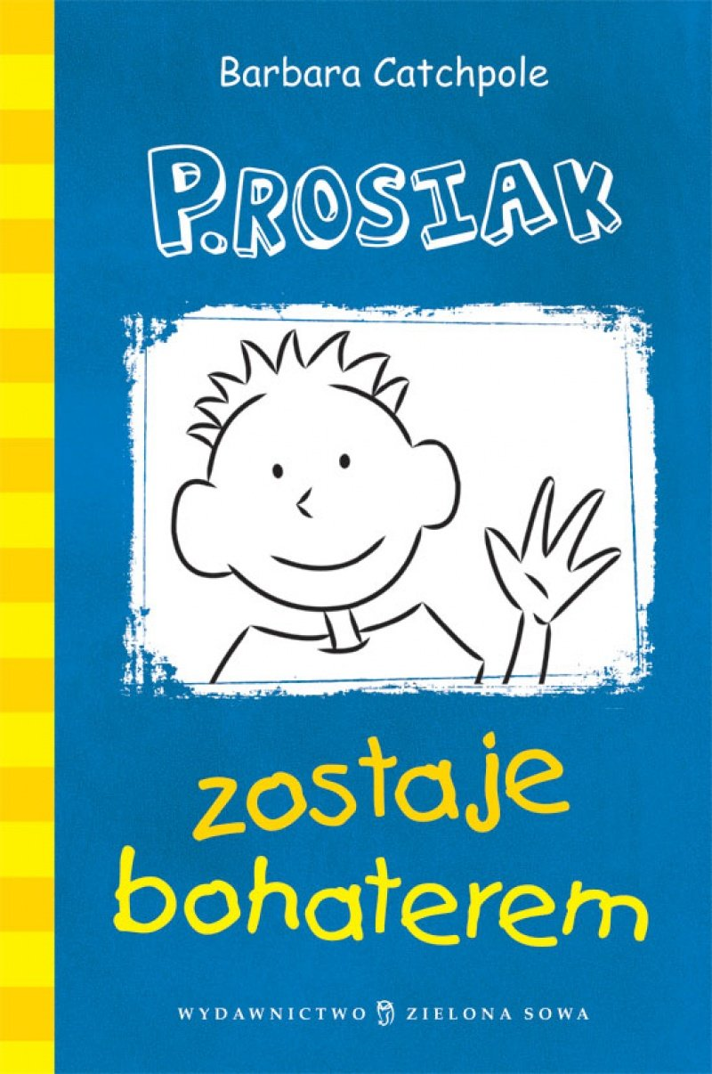 P.Rosiak zostaje bohaterem - Ebook (Książka EPUB) do pobrania w formacie EPUB