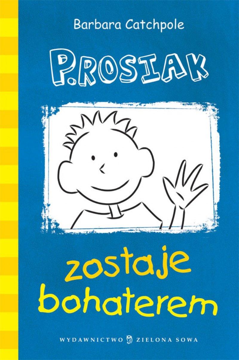 P.Rosiak zostaje bohaterem - Ebook (Książka na Kindle) do pobrania w formacie MOBI