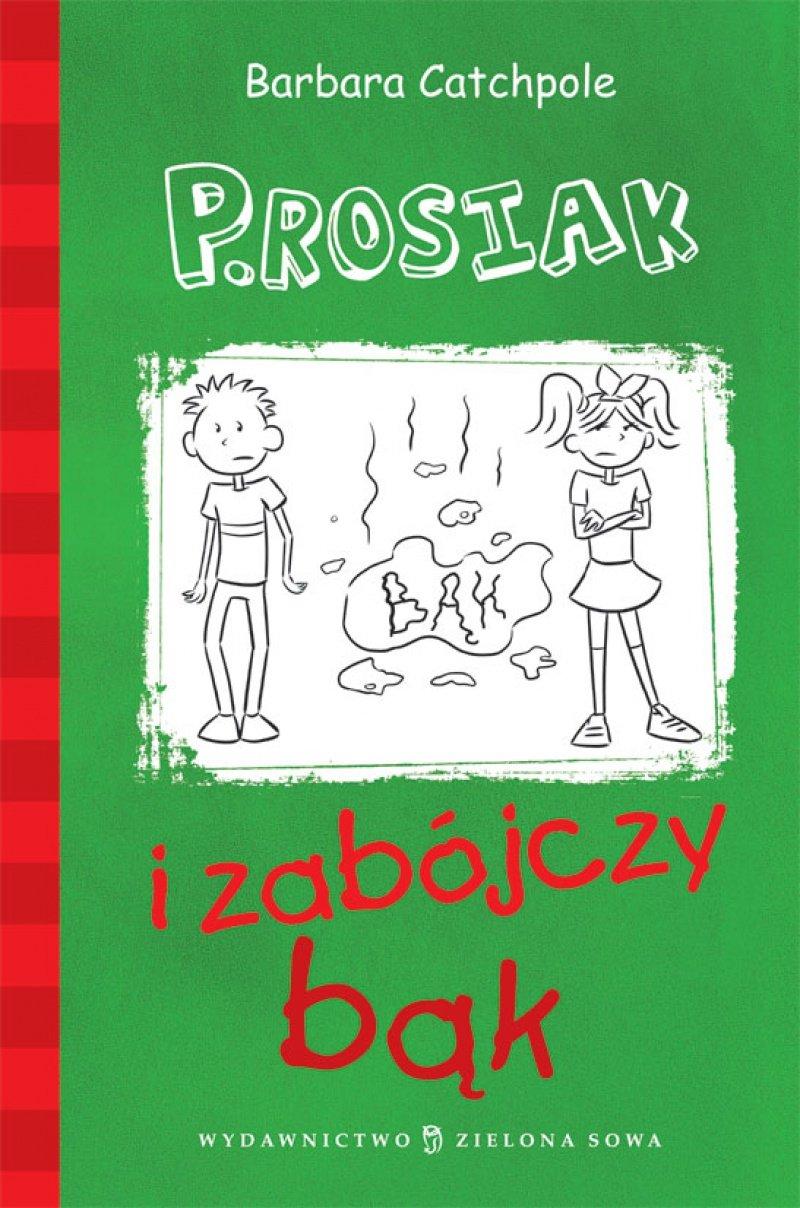 P.Rosiak i zabójczy bąk - Ebook (Książka EPUB) do pobrania w formacie EPUB
