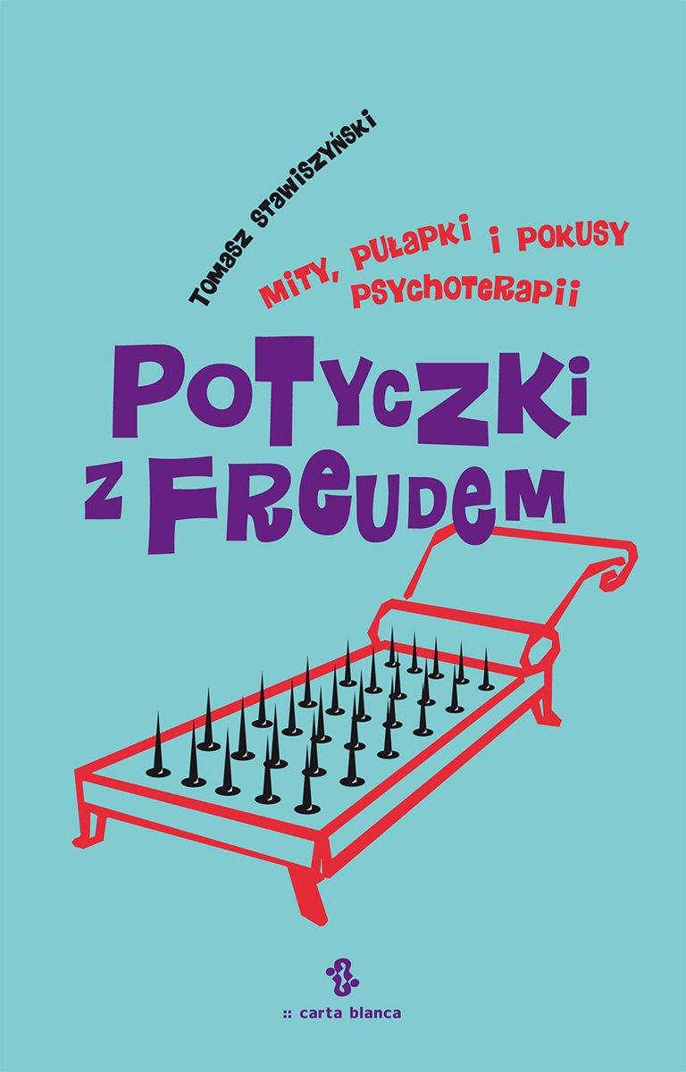 Potyczki z Freudem - Ebook (Książka EPUB) do pobrania w formacie EPUB