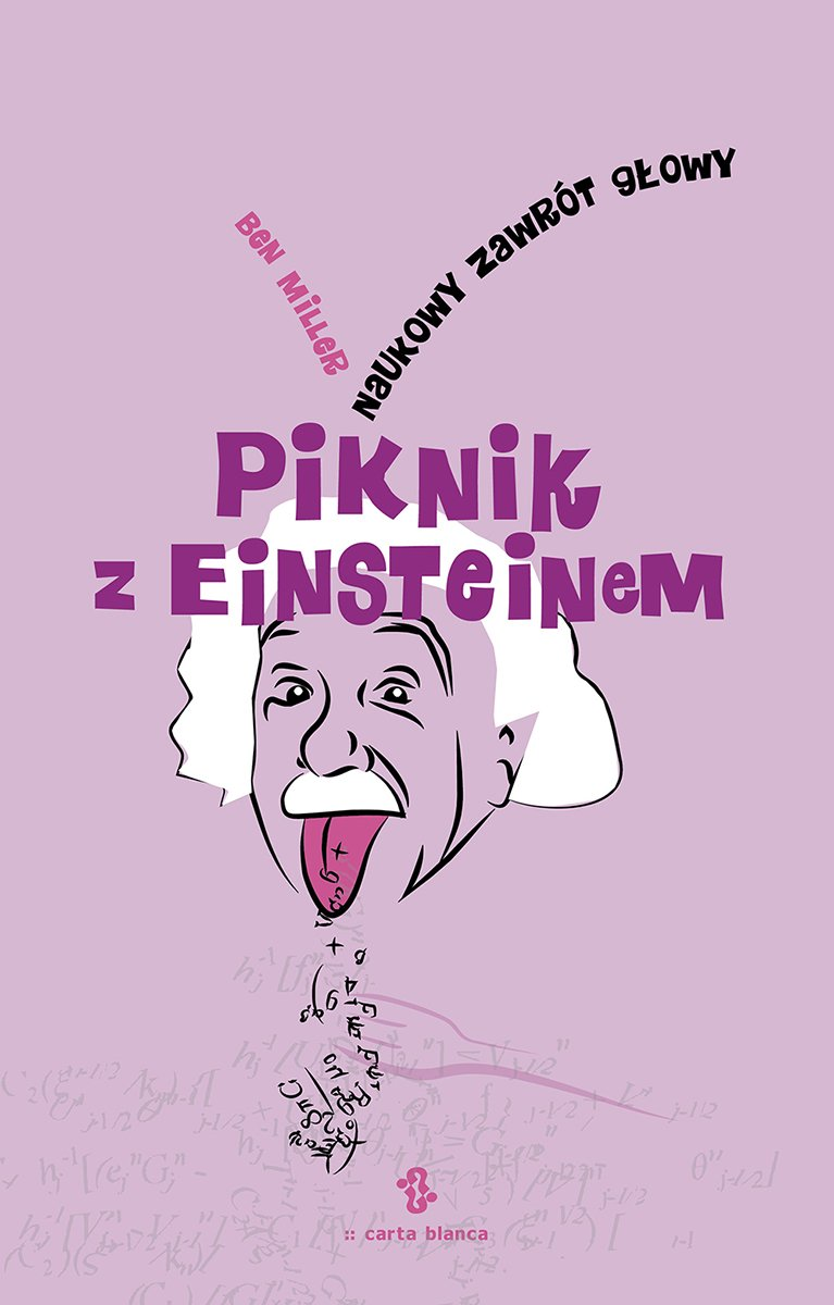 Piknik z Einsteinem - Ebook (Książka EPUB) do pobrania w formacie EPUB