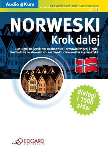 Norweski. Krok dalej - Audiobook (Książka audio MP3) do pobrania w całości w archiwum ZIP