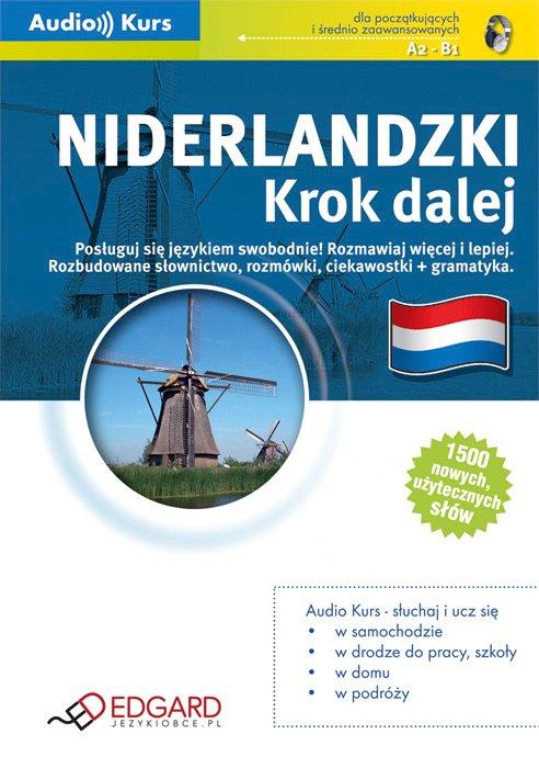 Niderlandzki. Krok dalej - Audiobook (Książka audio MP3) do pobrania w całości w archiwum ZIP