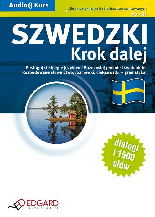 Szwedzki. Krok dalej - Audiobook (Książka audio MP3) do pobrania w całości w archiwum ZIP