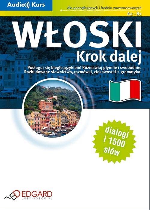 Włoski. Krok dalej - Audiobook (Książka audio MP3) do pobrania w całości w archiwum ZIP