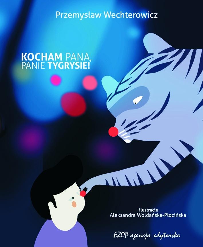 Kocham Pana, Panie Tygrysie! - Ebook (Książka PDF) do pobrania w formacie PDF
