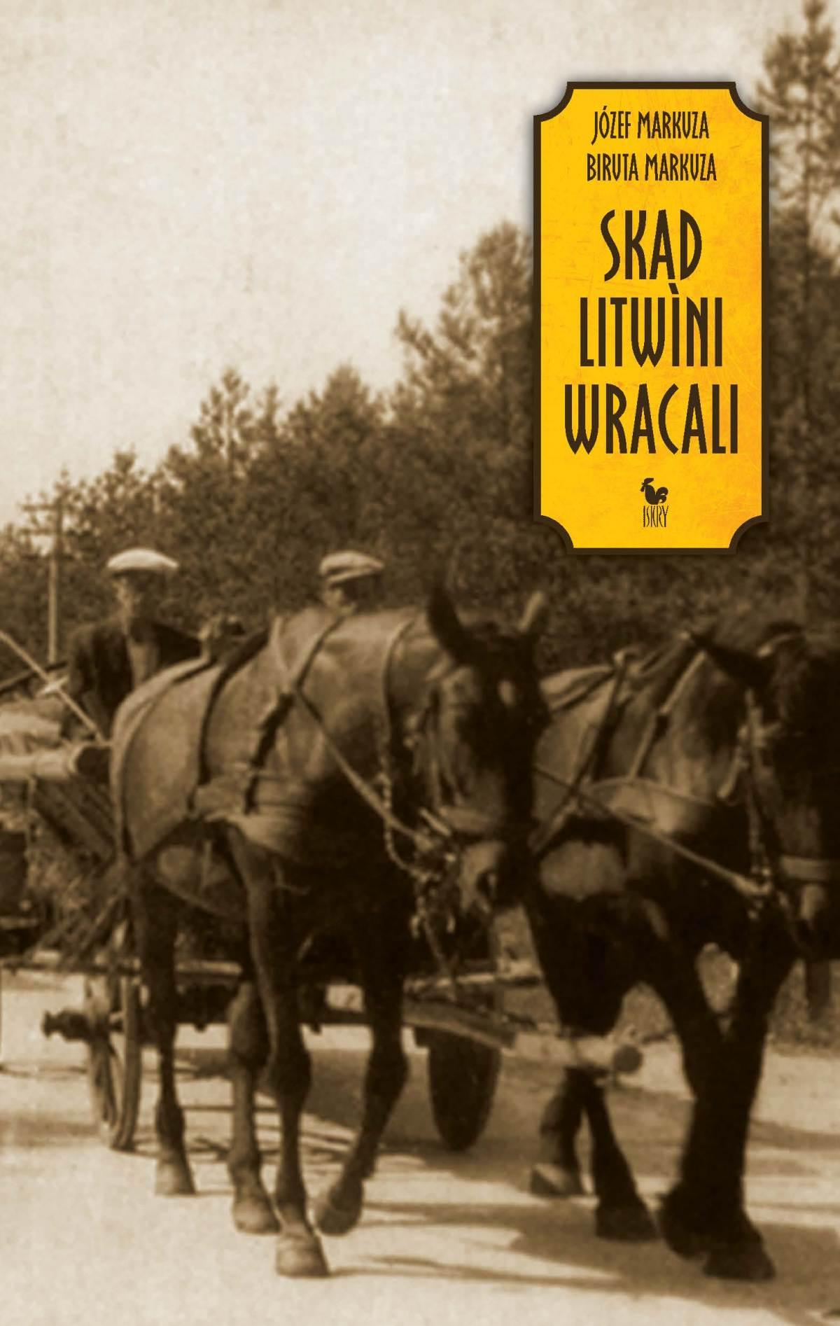 Skąd Litwini wracali - Ebook (Książka EPUB) do pobrania w formacie EPUB