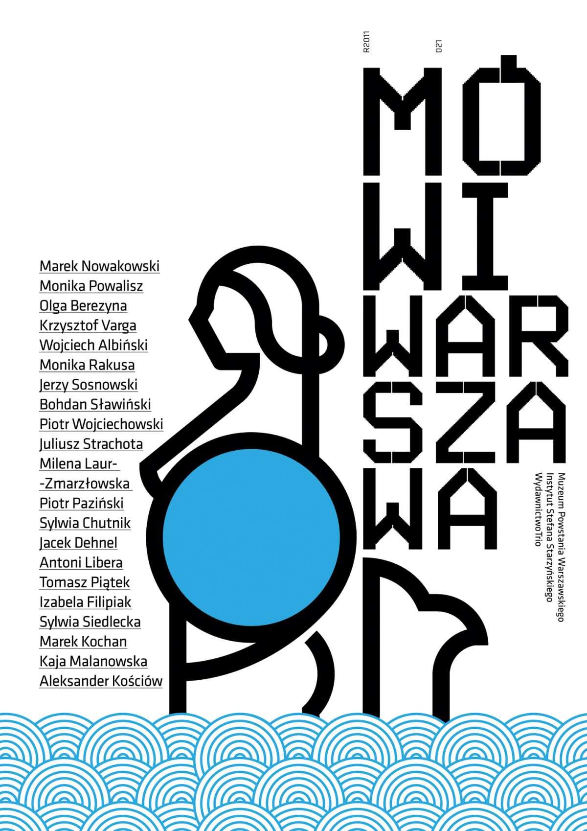 Mówi Warszawa - Ebook (Książka PDF) do pobrania w formacie PDF