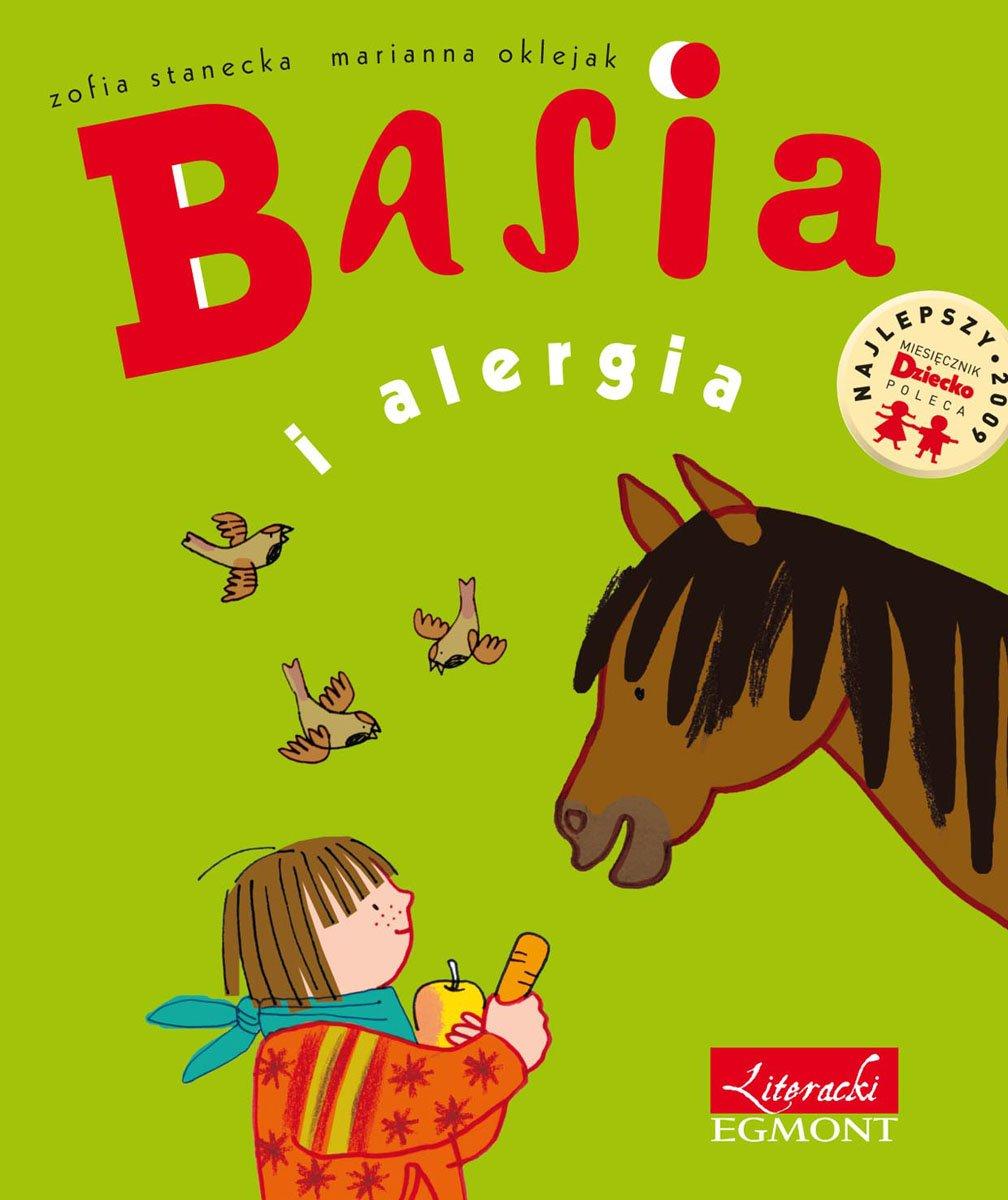 Basia i alergia - Ebook (Książka PDF) do pobrania w formacie PDF