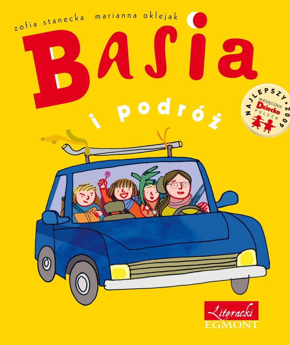 Basia i podróż - Ebook (Książka PDF) do pobrania w formacie PDF