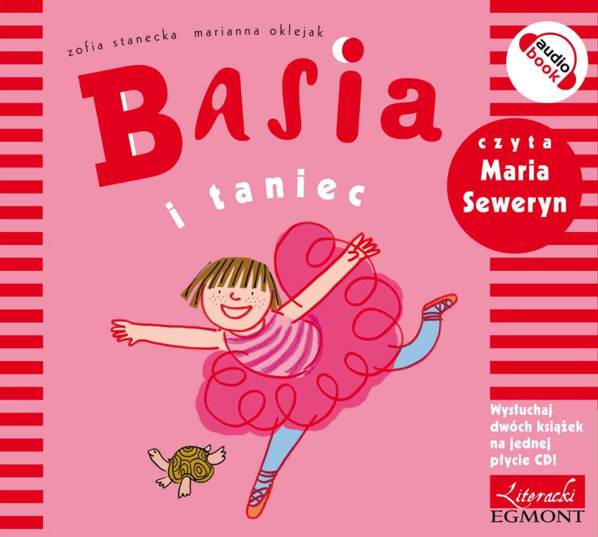 Basia i taniec - Audiobook (Książka audio MP3) do pobrania w całości w archiwum ZIP