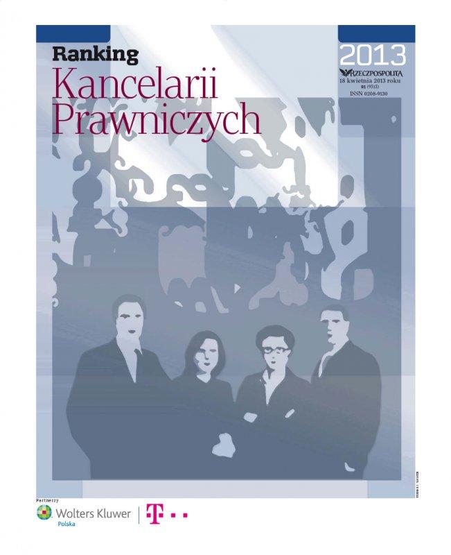 Ranking Kancelarii Prawniczych - Ebook (Książka PDF) do pobrania w formacie PDF