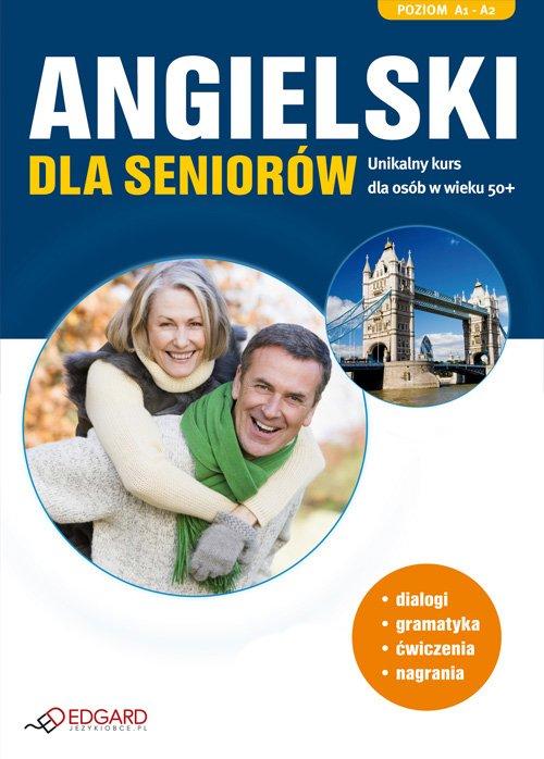 Angielski dla seniorów. Poziom podstawowy - Audiobook (Książka audio MP3) do pobrania w całości w archiwum ZIP