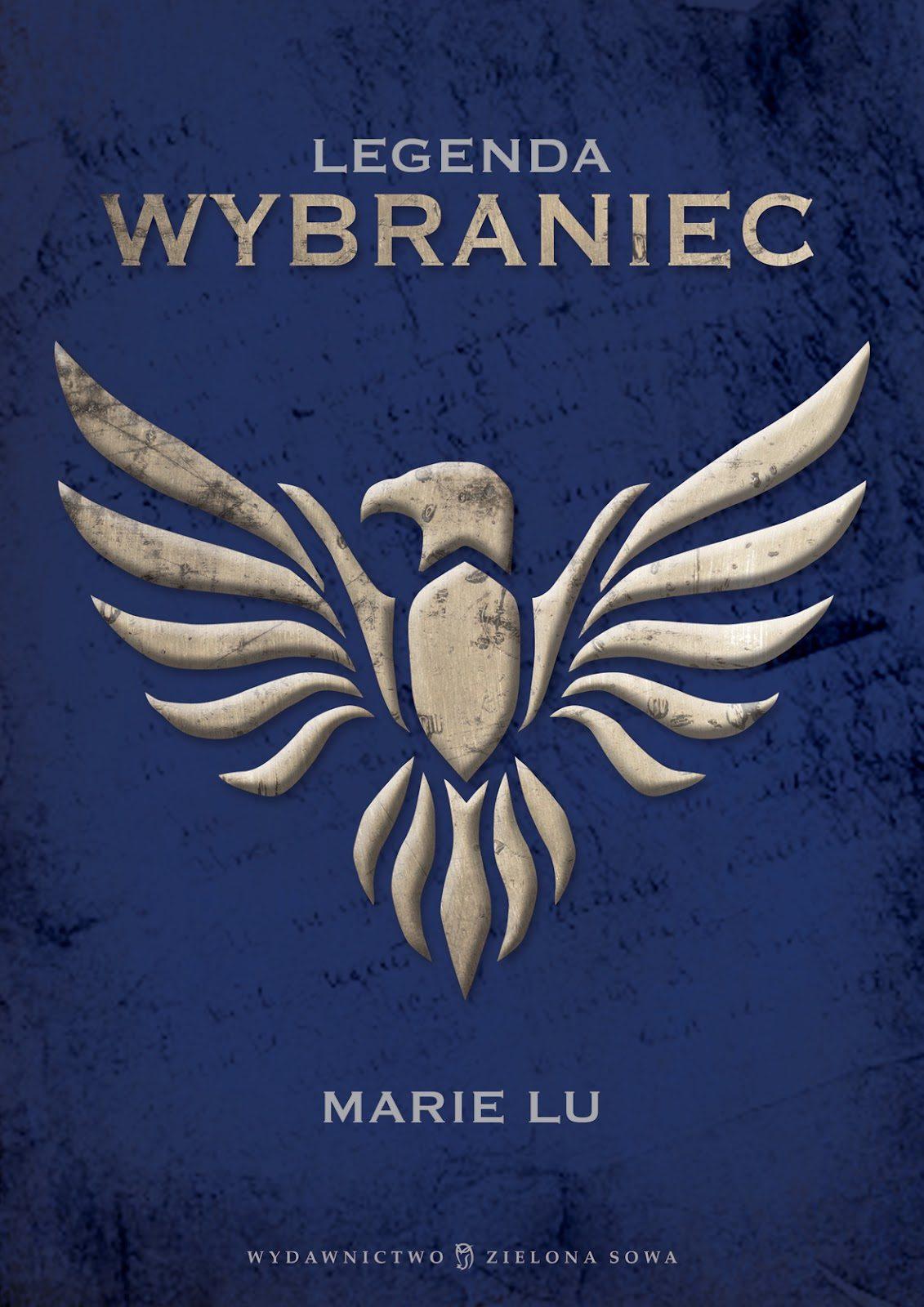 Legenda. Wybraniec - Ebook (Książka na Kindle) do pobrania w formacie MOBI