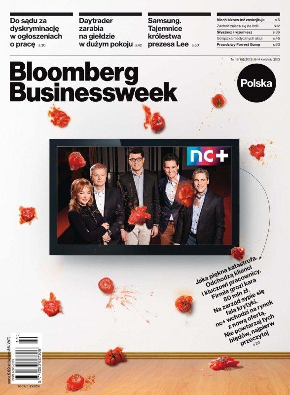 """""""Bloomberg Businessweek"""" wydanie nr 14/13 - Ebook (Książka PDF) do pobrania w formacie PDF"""