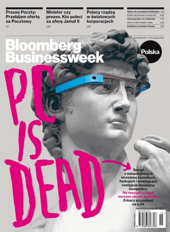 """""""Bloomberg Businessweek"""" wydanie nr 15/13 - Ebook (Książka PDF) do pobrania w formacie PDF"""