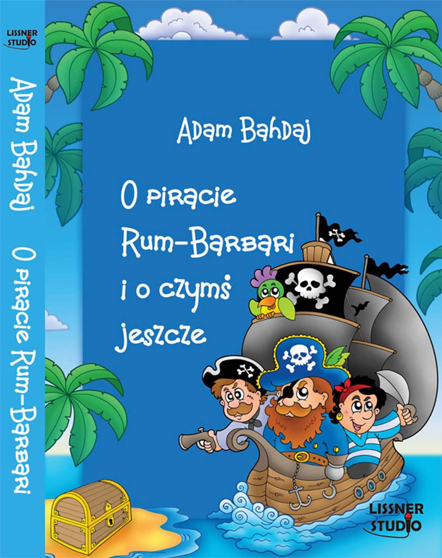 O piracie Rum Barbari - Audiobook (Książka audio MP3) do pobrania w całości w archiwum ZIP
