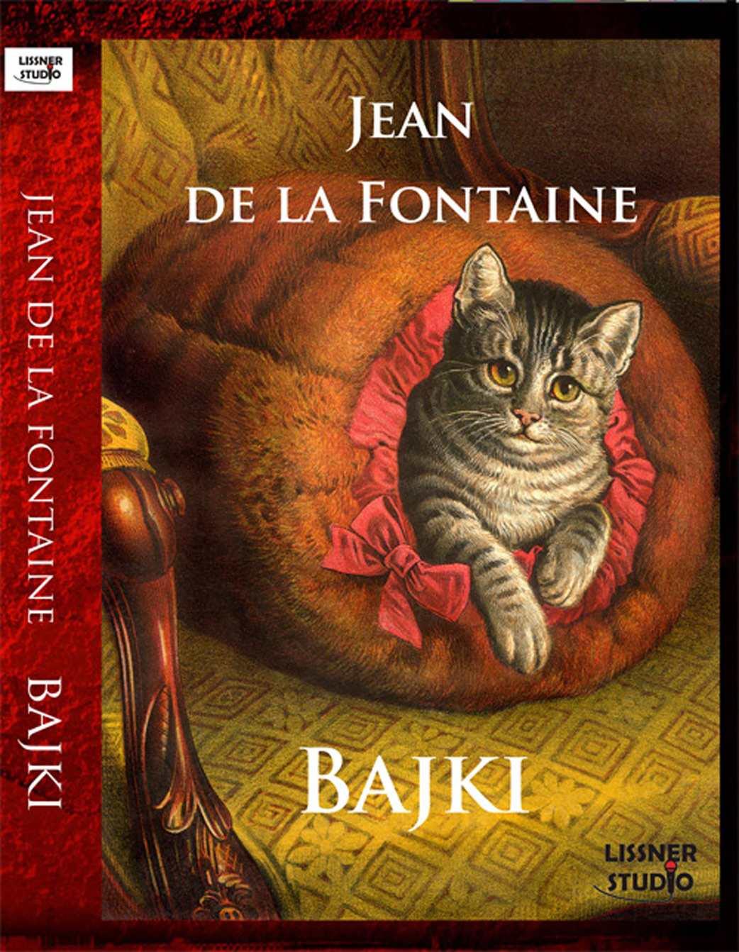 Bajki de la Fontaine'a - Audiobook (Książka audio MP3) do pobrania w całości w archiwum ZIP