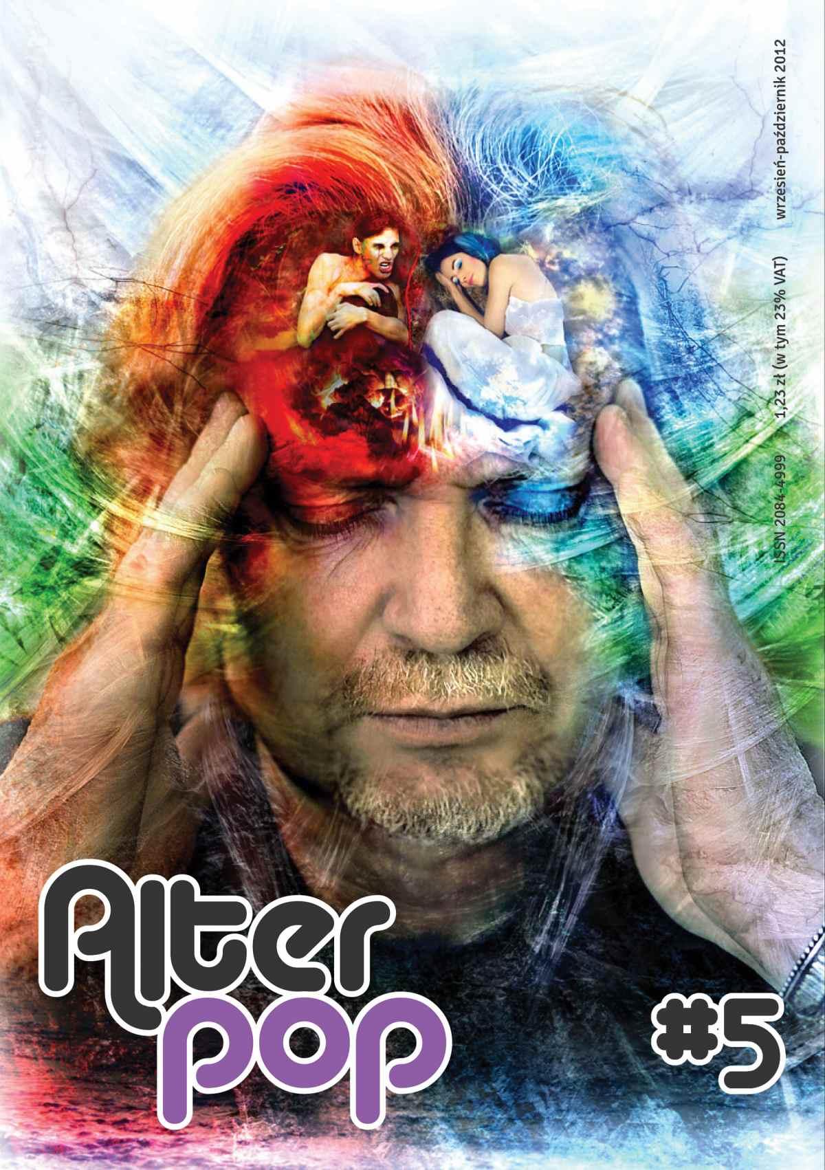 Alterpop - numer 5 - wrzesień-październik 2012 - Ebook (Książka PDF) do pobrania w formacie PDF