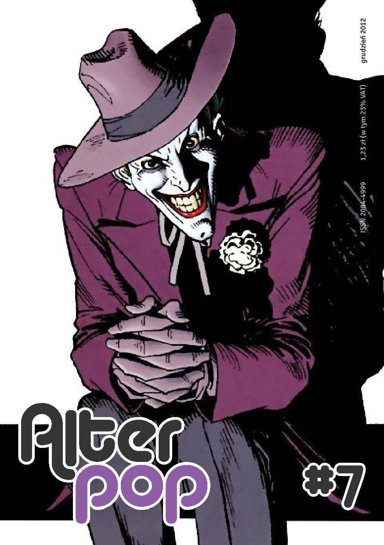 Alterpop - numer 7 - grudzień 2012 - Ebook (Książka PDF) do pobrania w formacie PDF