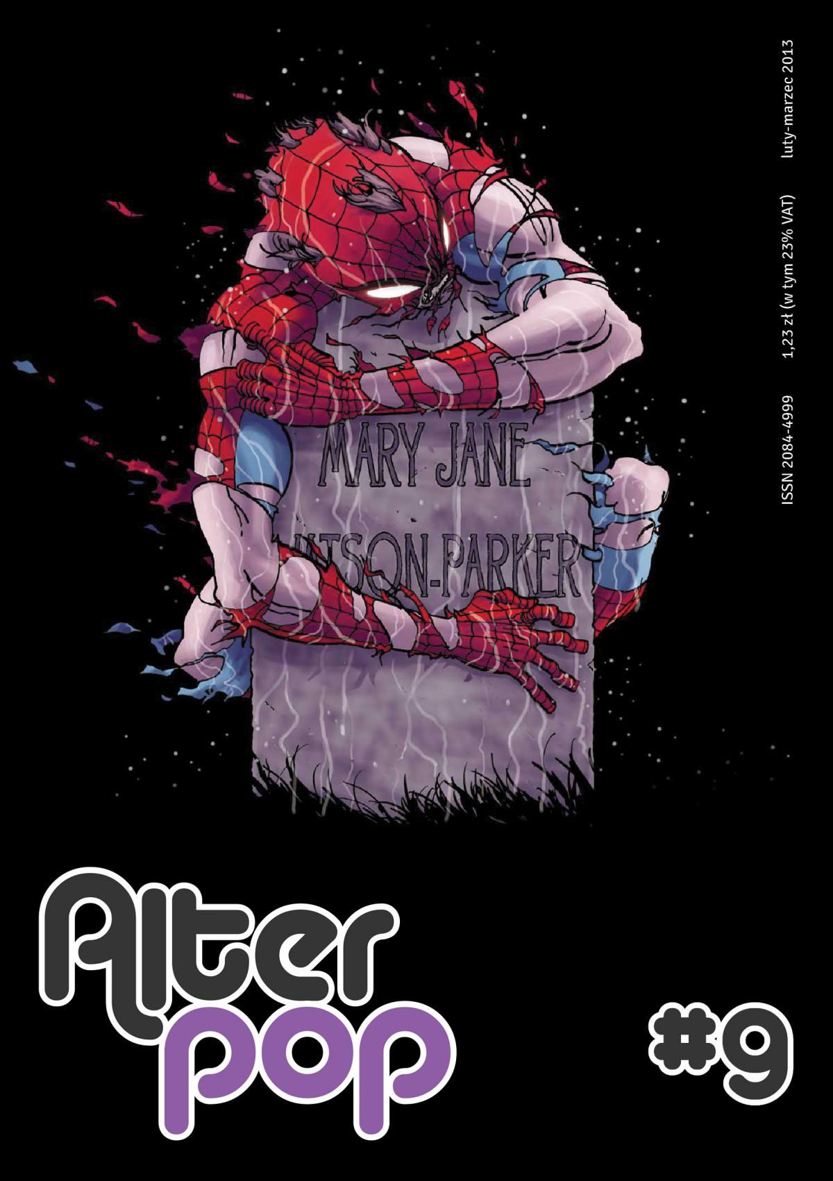 Alterpop - numer 9 - luty-marzec 2013 - Ebook (Książka PDF) do pobrania w formacie PDF