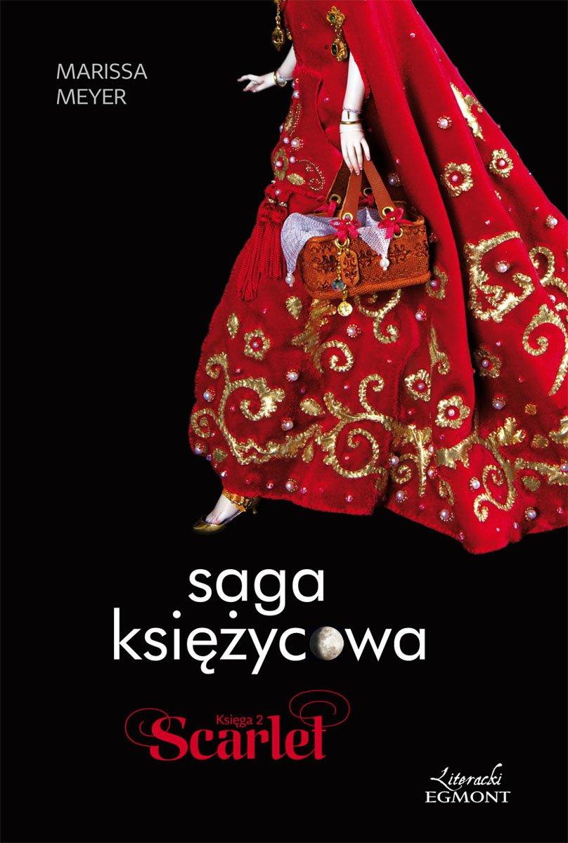 Scarlet. Saga księżycowa - Ebook (Książka na Kindle) do pobrania w formacie MOBI