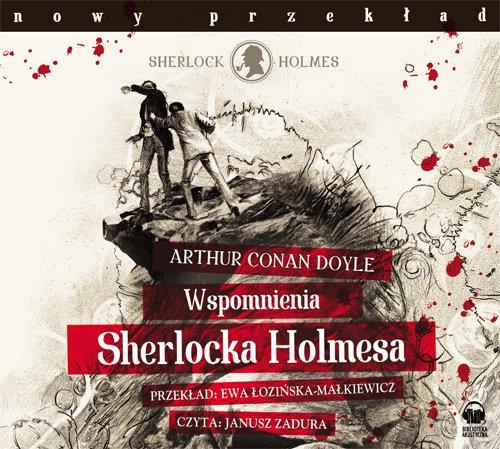 Wspomnienia Sherlocka Holmesa - Audiobook (Książka audio MP3) do pobrania w całości w archiwum ZIP