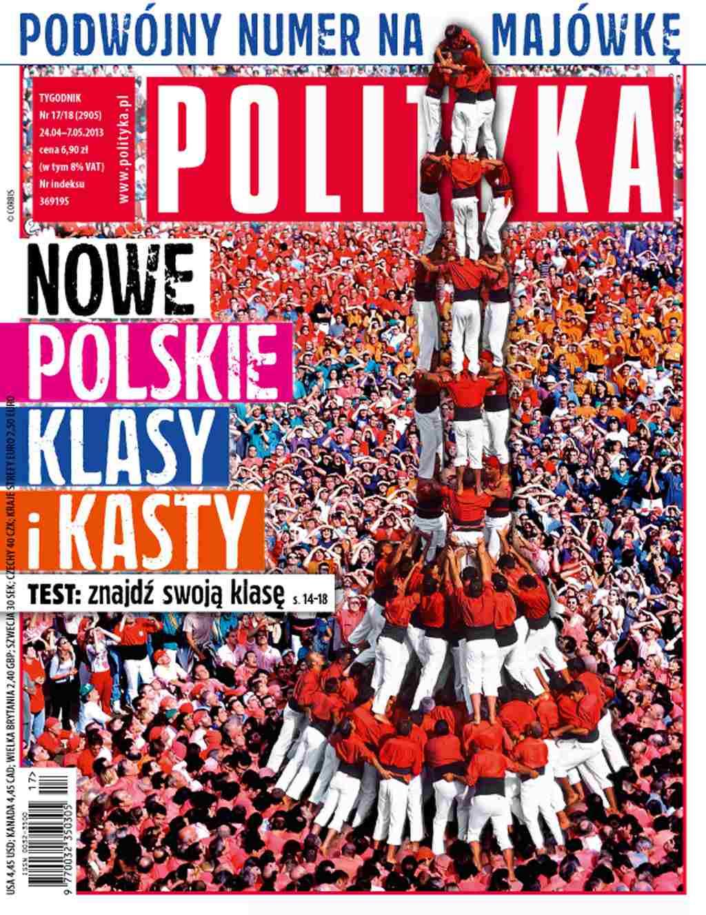 Polityka nr 17/18/2013 - Ebook (Książka PDF) do pobrania w formacie PDF