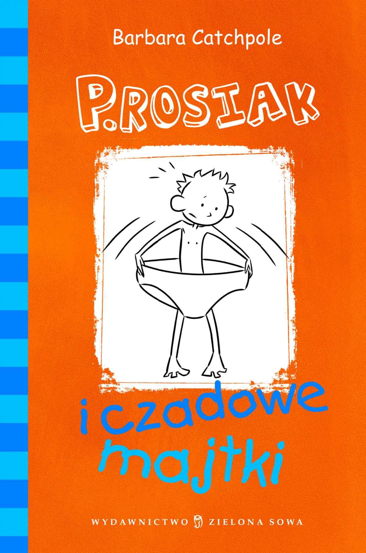 P.Rosiak i czadowe majtki - Ebook (Książka na Kindle) do pobrania w formacie MOBI