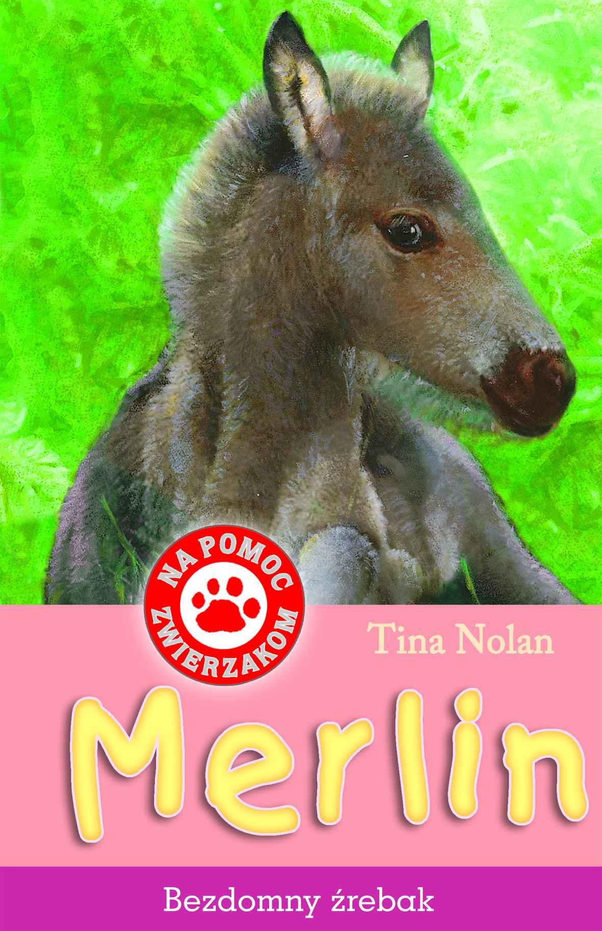 Merlin. Bezdomny źrebak - Ebook (Książka na Kindle) do pobrania w formacie MOBI