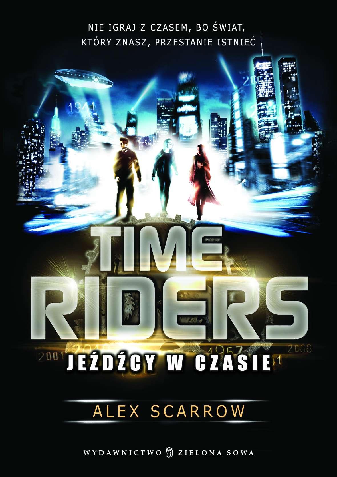 Time Riders. Jeźdźcy w czasie - Ebook (Książka EPUB) do pobrania w formacie EPUB