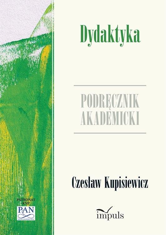 Dydaktyka. Podręcznik akademicki - Ebook (Książka EPUB) do pobrania w formacie EPUB