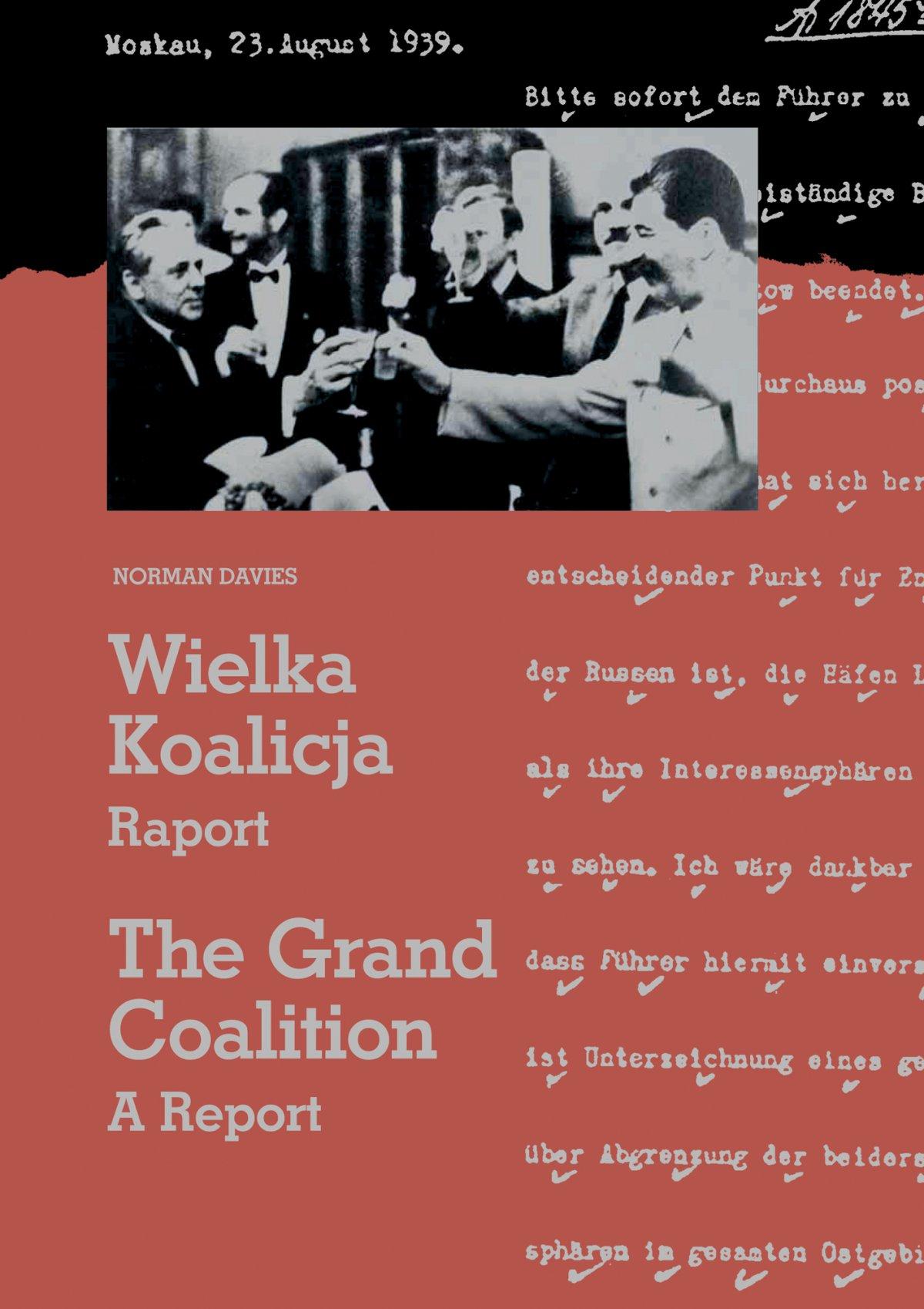 Wielka Koalicja. Raport./The Grand Coalition. A Report. - Ebook (Książka PDF) do pobrania w formacie PDF
