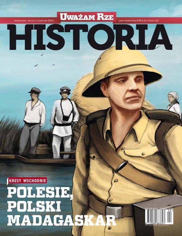 """""""Uważam Rze Historia"""" nr 4/2013 - Ebook (Książka PDF) do pobrania w formacie PDF"""