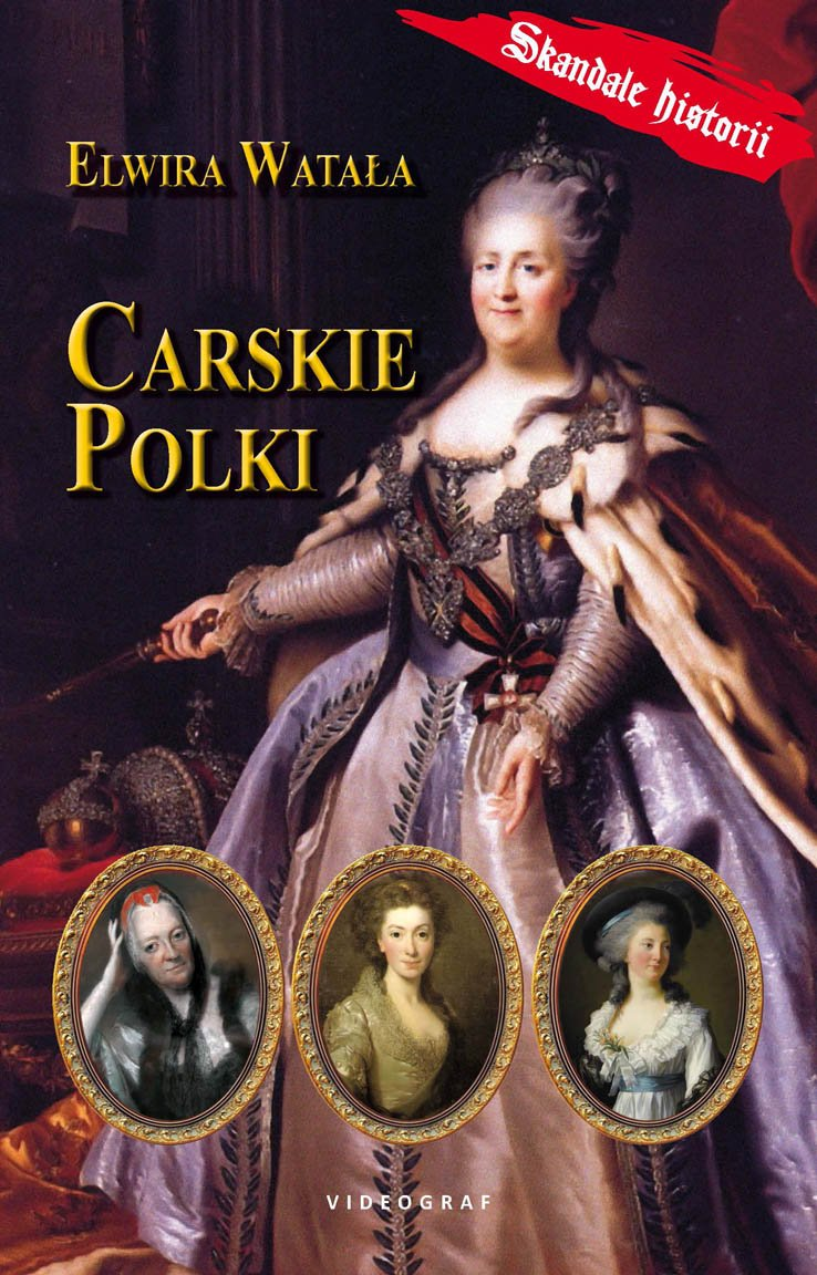 Carskie Polki - Ebook (Książka EPUB) do pobrania w formacie EPUB