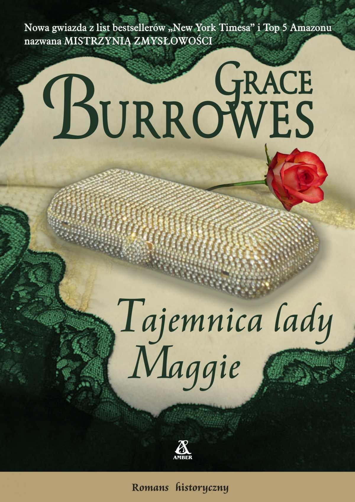 Tajemnica lady Maggie - Ebook (Książka na Kindle) do pobrania w formacie MOBI