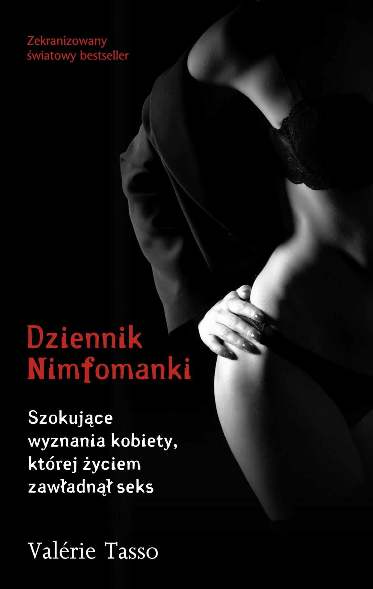 Dziennik Nimfomanki - Ebook (Książka EPUB) do pobrania w formacie EPUB