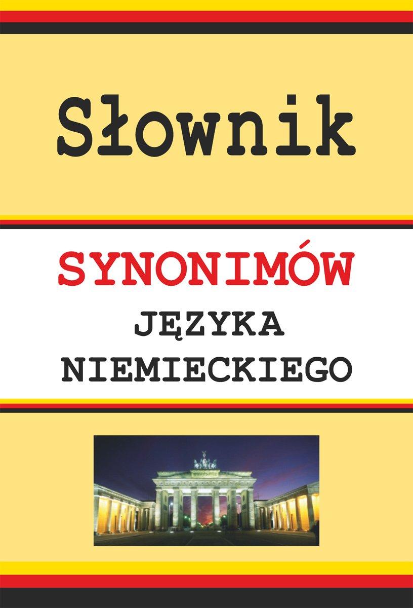 Słownik synonimów języka niemieckiego - Ebook (Książka PDF) do pobrania w formacie PDF