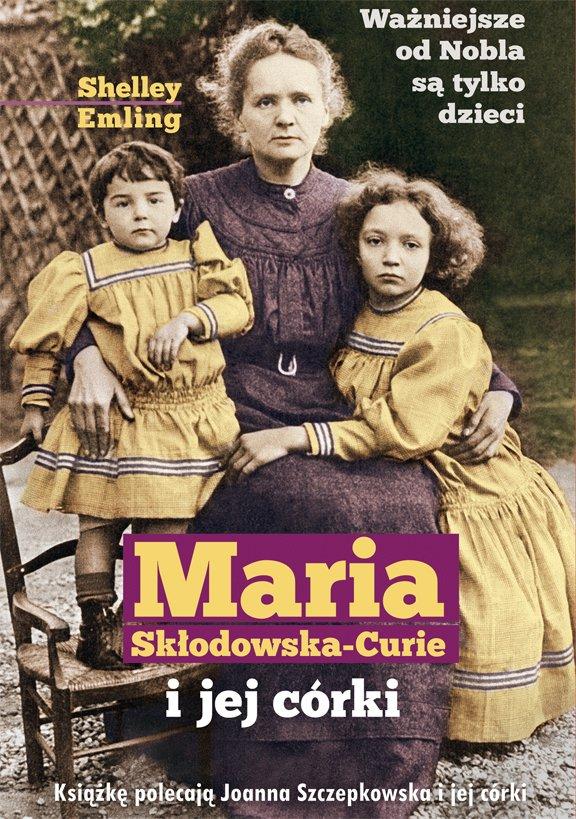 Maria Skłodowska-Curie i jej córki - Ebook (Książka EPUB) do pobrania w formacie EPUB