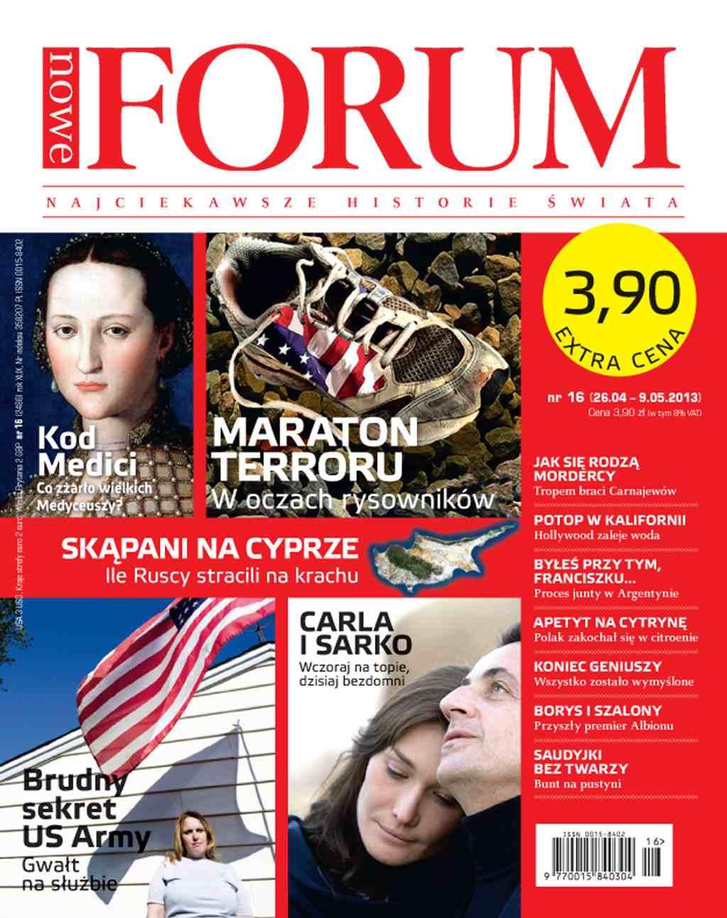 Forum nr 16/2013 - Ebook (Książka PDF) do pobrania w formacie PDF